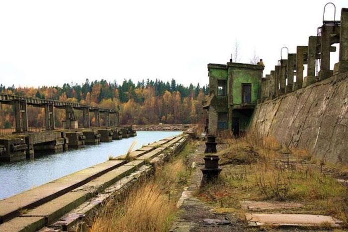 «Хара», заброшенная база подводных лодок (Эстония)