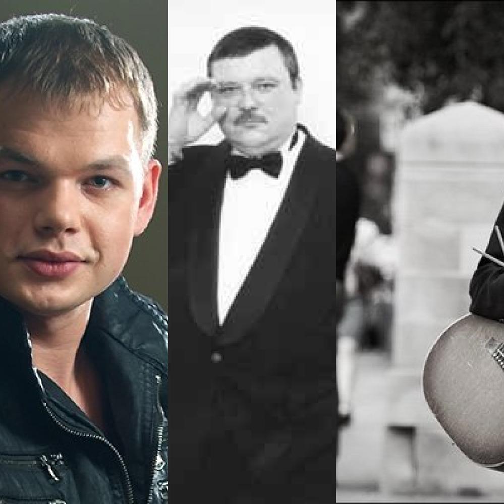 Михаил Круг (из ВКонтакте)